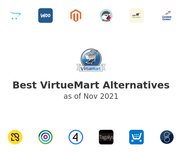 Best VirtueMart Alternatives
