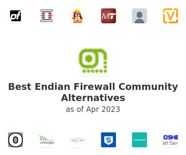 Best Endian Firewall Community Alternatives
