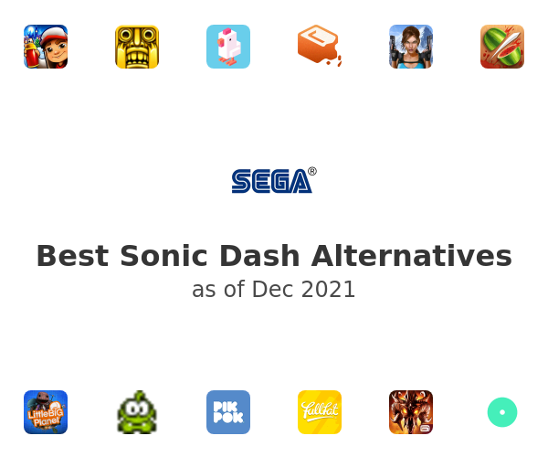 Best Sonic Dash Alternatives