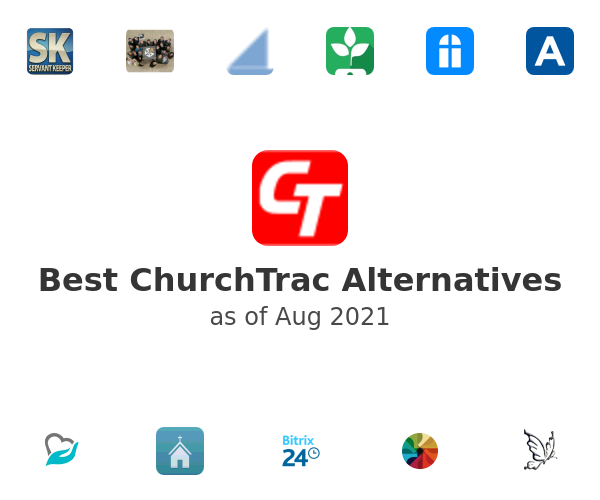 Best ChurchTrac Alternatives