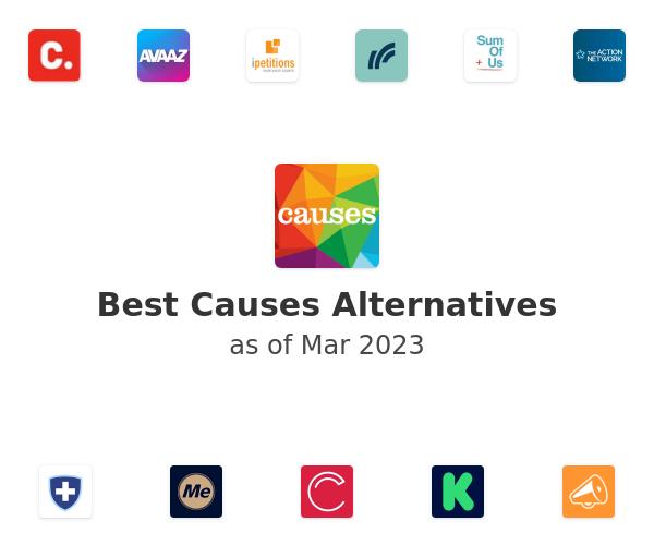 Best Causes Alternatives