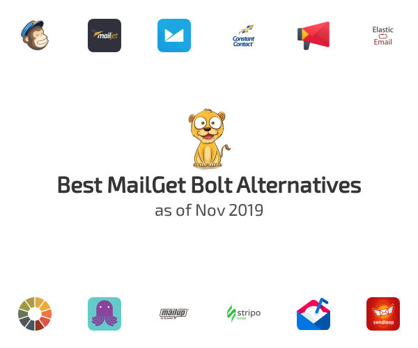 Best MailGet Bolt Alternatives