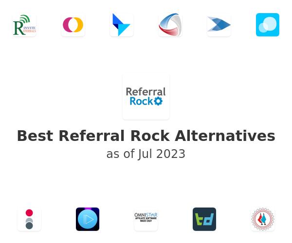 Best Referral Rock Alternatives