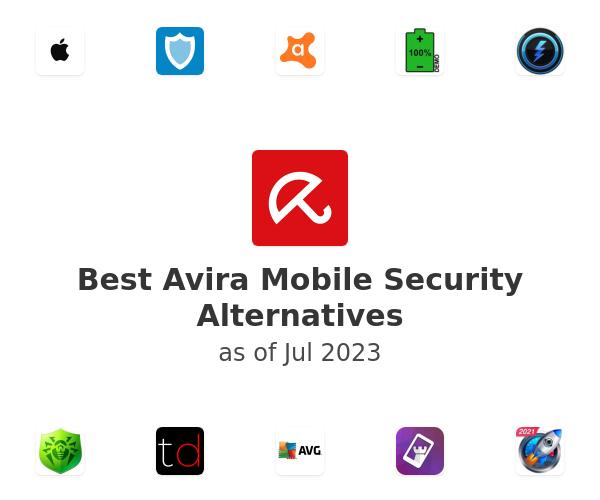 Best Avira Mobile Security Alternatives