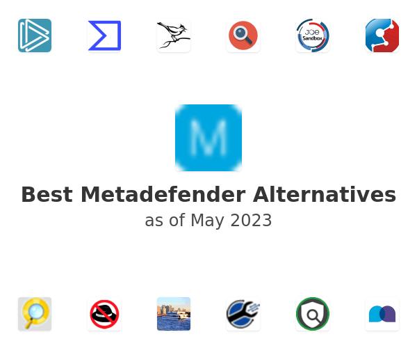 Best Metadefender Alternatives