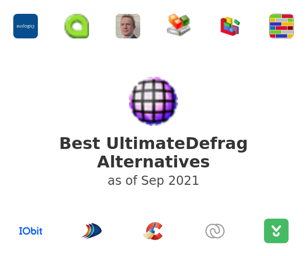 Best UltimateDefrag Alternatives