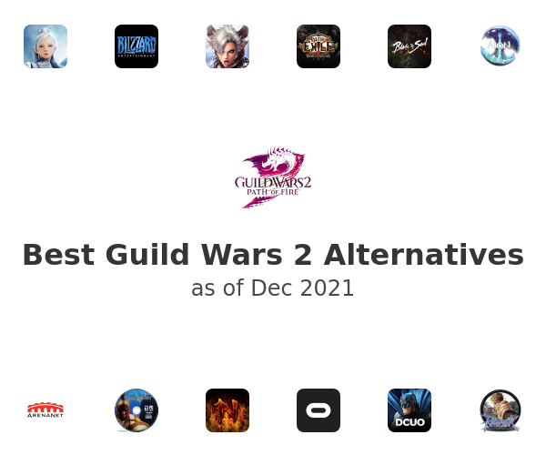 Best Guild Wars 2 Alternatives