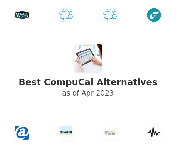 Best CompuCal Alternatives