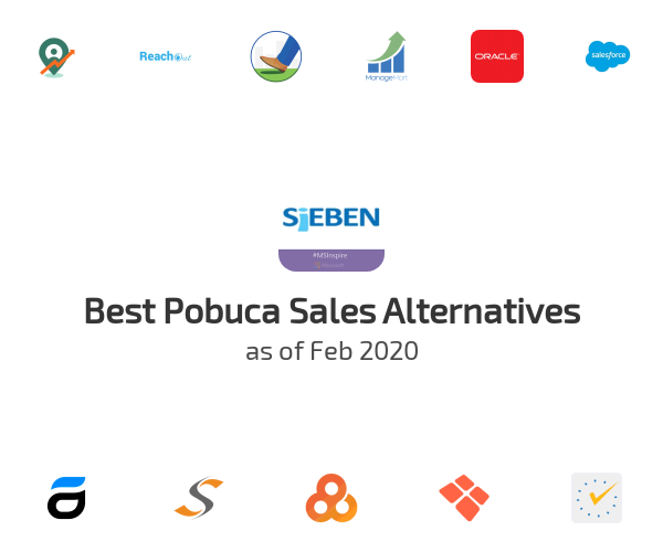 Best Pobuca Sales Alternatives