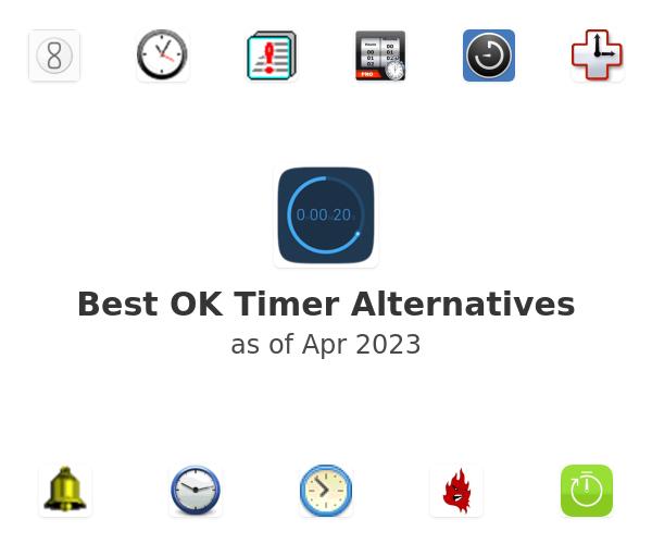 Best OK Timer Alternatives