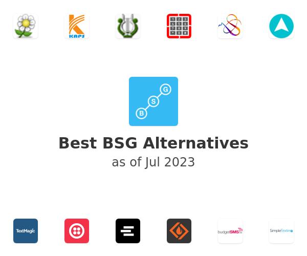 Best BSG Alternatives