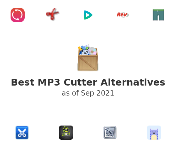 Best MP3 Cutter Alternatives