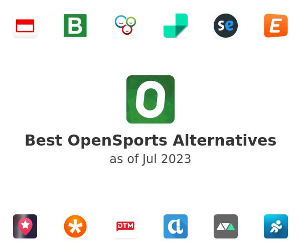 Best OpenSports Alternatives