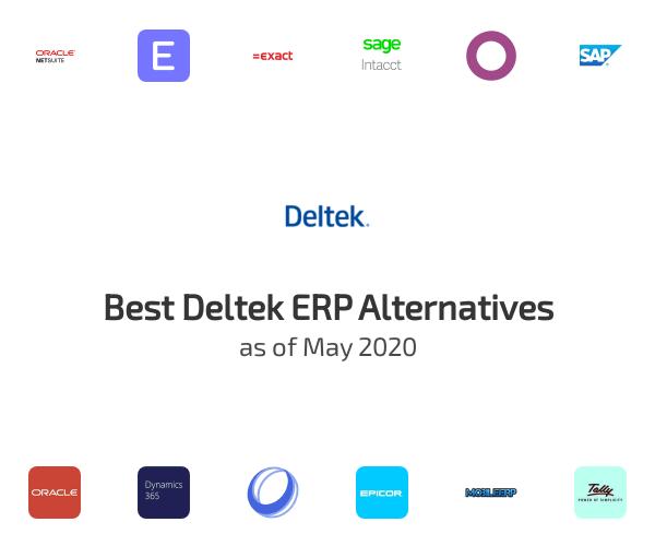 Best Deltek ERP Alternatives