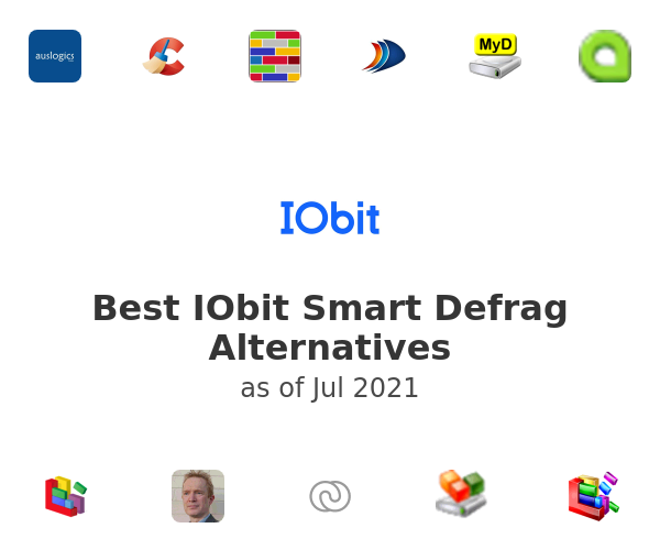 Best IObit Smart Defrag Alternatives