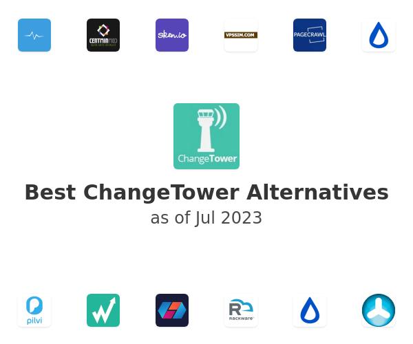 Best ChangeTower Alternatives