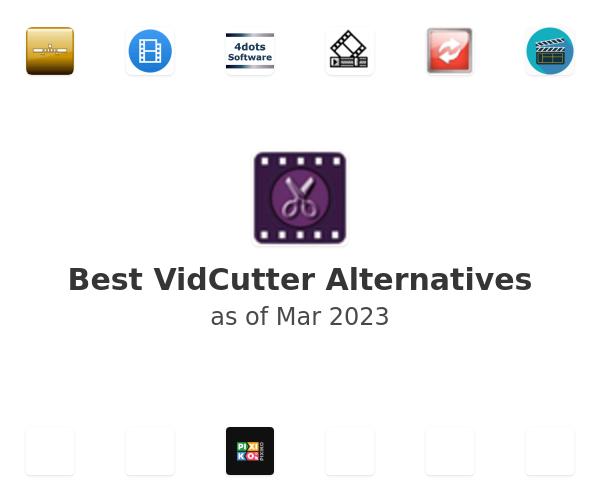 Best VidCutter Alternatives