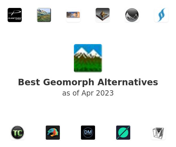 Best Geomorph Alternatives