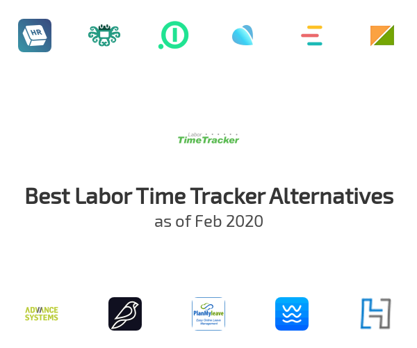 Best Labor Time Tracker Alternatives