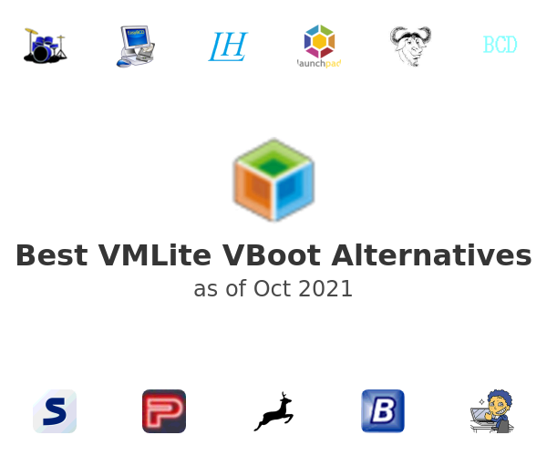 Best VMLite VBoot Alternatives