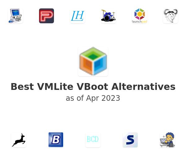 Best VMLite VBoot Alternatives