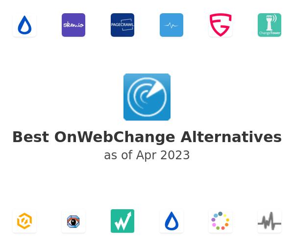 Best OnWebChange Alternatives