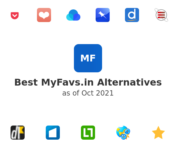 Best MyFavs.in Alternatives
