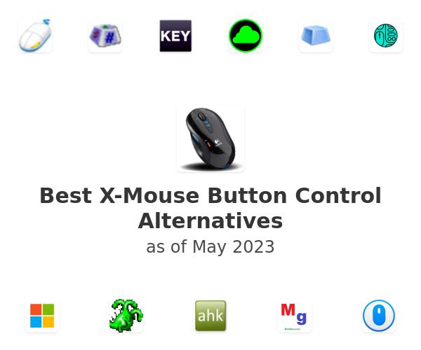 Best X-Mouse Button Control Alternatives