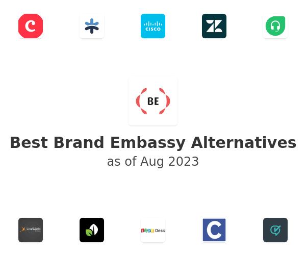 Best Brand Embassy Alternatives