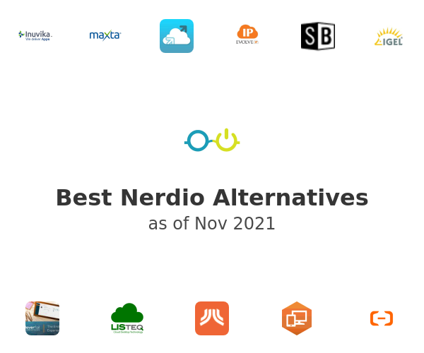 Best Nerdio Alternatives