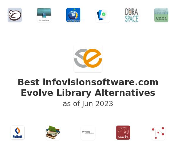 Best Evolve Library Alternatives