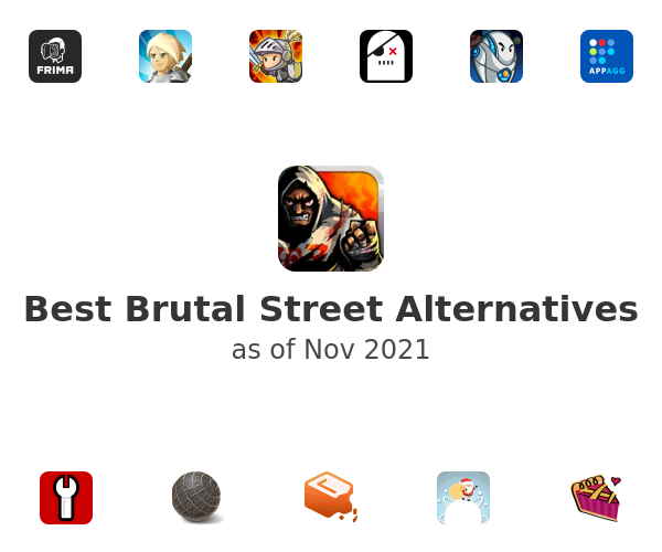 Best Brutal Street Alternatives