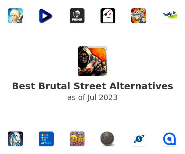 Best Brutal Street Alternatives