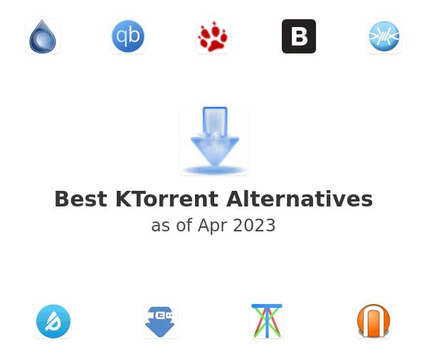 Best KTorrent Alternatives