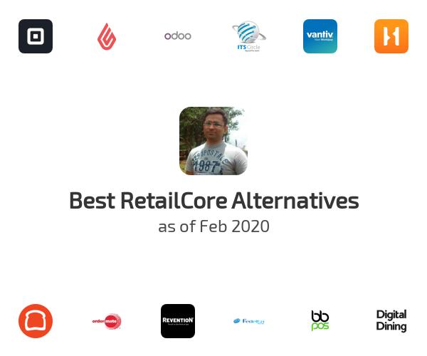 Best RetailCore Alternatives