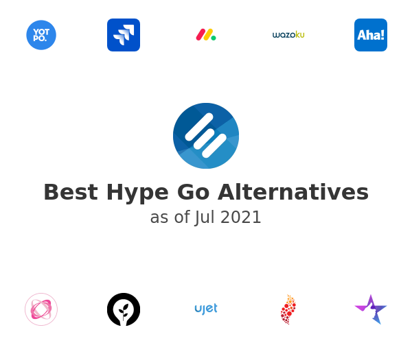Best Hype Go Alternatives