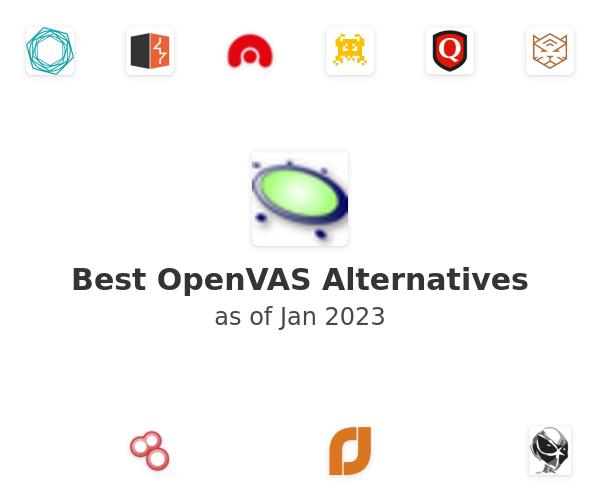 Best OpenVAS Alternatives