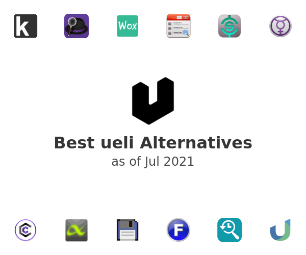 Best ueli Alternatives