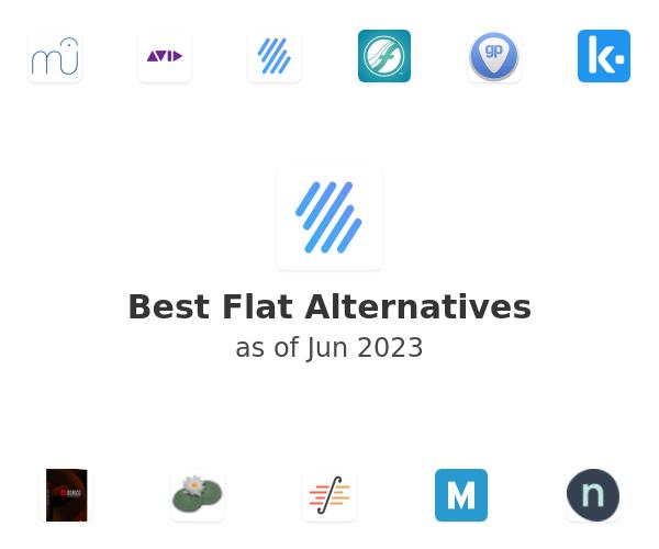 Best Flat Alternatives