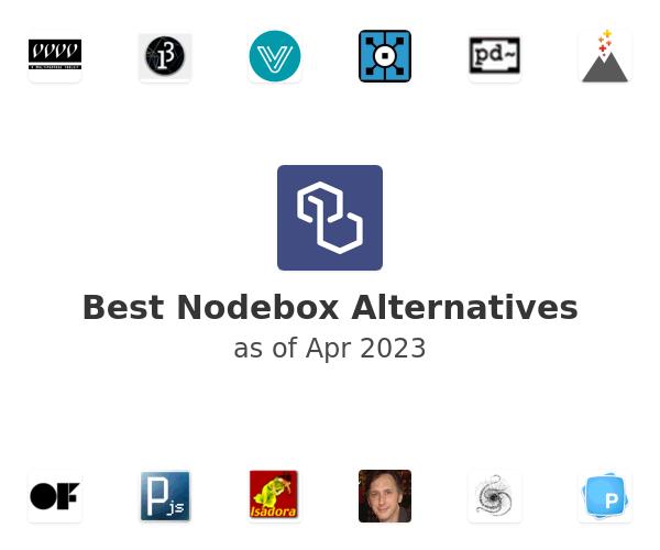 Best Nodebox Alternatives