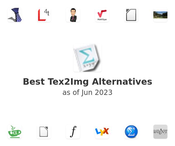 Best Tex2Img Alternatives