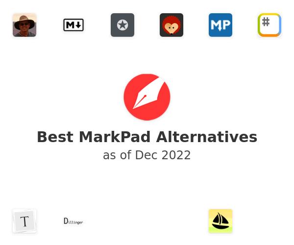 Best MarkPad Alternatives