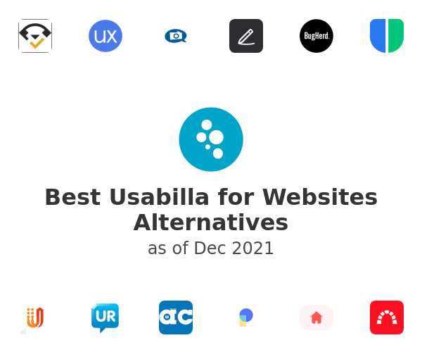 Best Usabilla for Websites Alternatives
