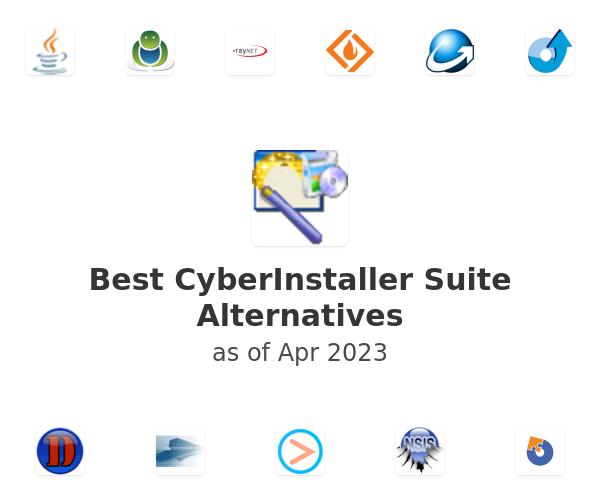Best CyberInstaller Suite Alternatives