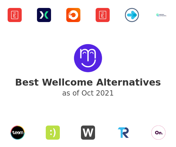 Best Wellcome Alternatives