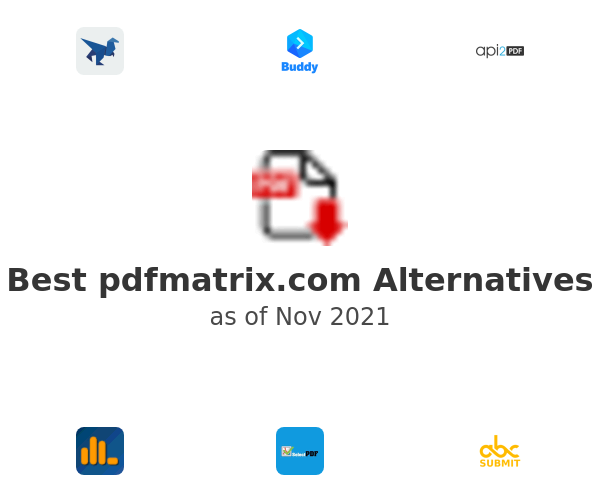 Best pdfmatrix.com Alternatives