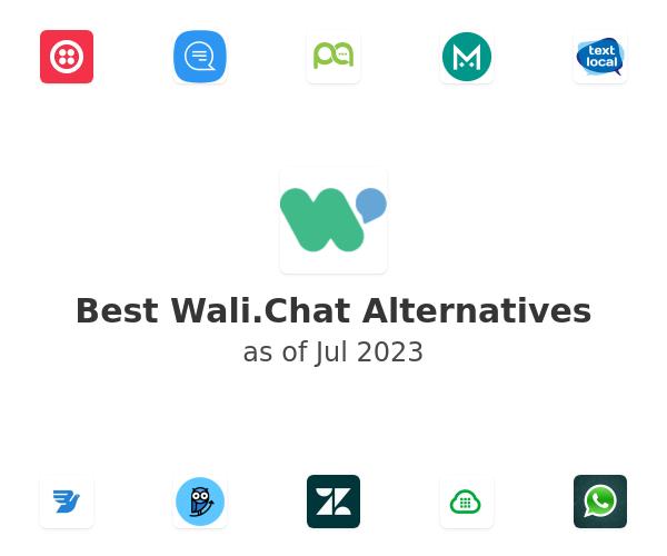Best Wali.Chat Alternatives