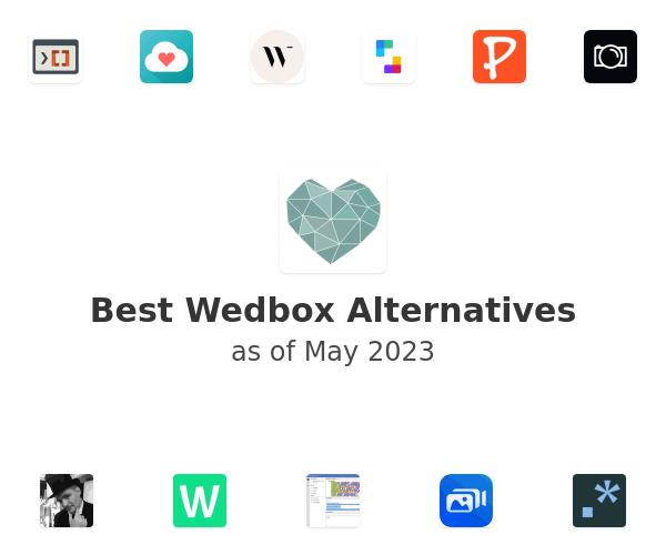 Best Wedbox Alternatives