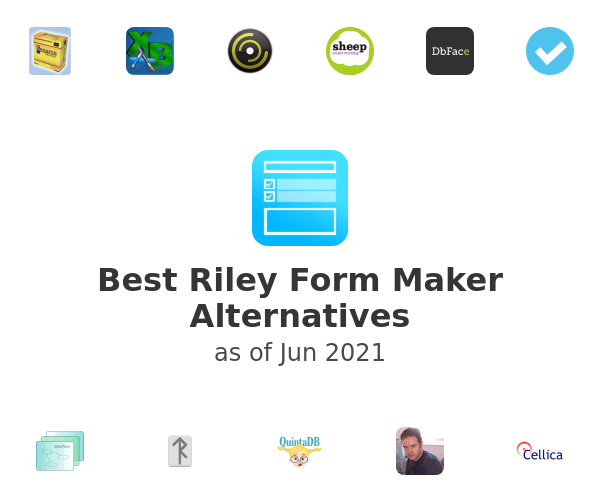 Best Riley Form Maker Alternatives