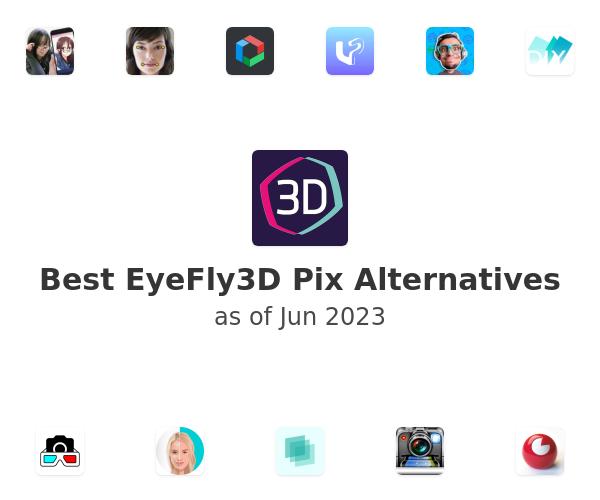 Best EyeFly3D Pix Alternatives